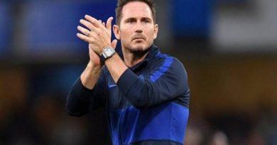 Tin bóng đá chiều 29/9: Lampard khẳng địnhChelseasẽ không bổ sung hàng thủ