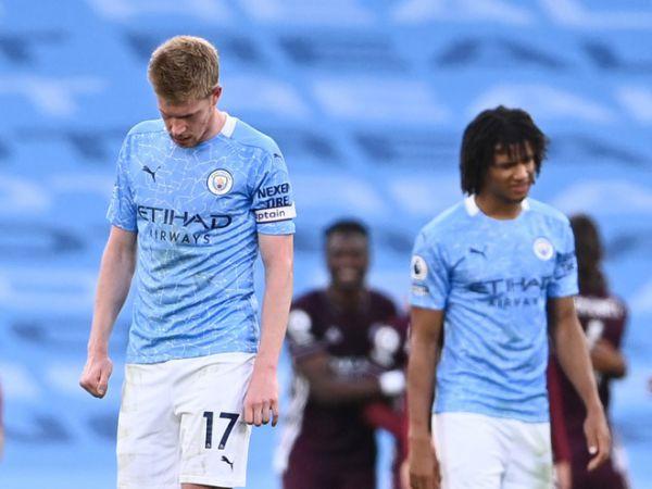 Tin bóng đá trưa 28/9: Man City thua nhục nhã 2-5 trước Leicester