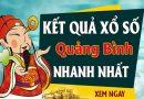 Soi cầu XS Quảng Bình chính xác thứ 5 ngày 17/09/2020