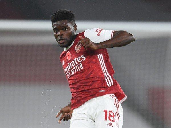 Tin bóng đá Arsenal 16/11: Nhận tin cực vui từ Thomas Partey