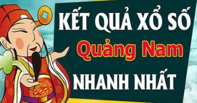 Soi cầu XS Quảng Nam chính xác thứ 3 ngày 24/11/2020