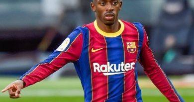 Tin bóng đá chiều 18/12: Dembele báo tin vui cho Barca