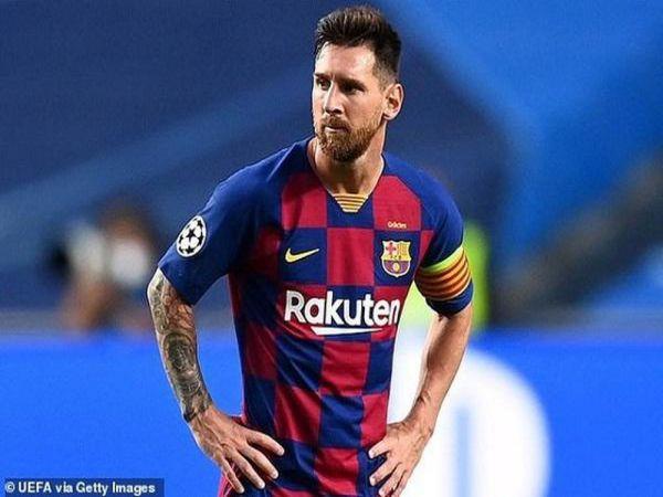 Bóng đá QT trưa 17/2: Vụ Messi rời Barca có diễn biến bất ngờ