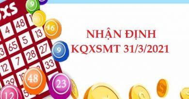 Nhận định VIP KQXSMT ngày 31/3/2021