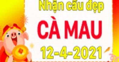 Dự đoán xổ số Cà Mau 12/4/2021