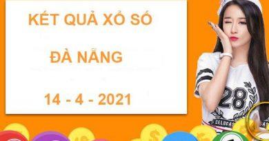 Thống kê xổ số Đà Nẵng thứ 4 ngày 110/4/2021