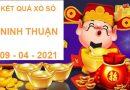 Soi cầu kết quả xổ số Ninh Thuận thứ 6 ngày 9/4/2021