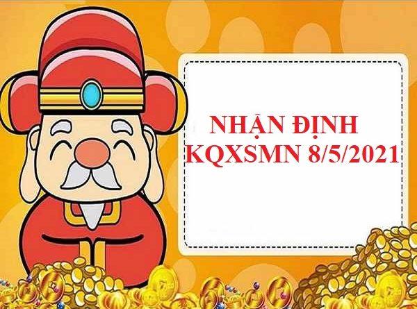 Nhận định VIP KQXSMN 8/5/2021 thứ 7