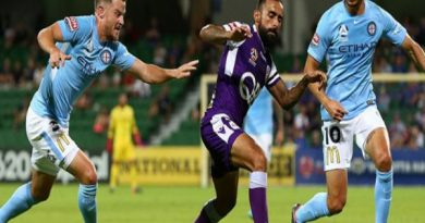 Soi kèo Perth Glory vs Melbourne City, 18h20 ngày 5/5 - VĐQG Úc