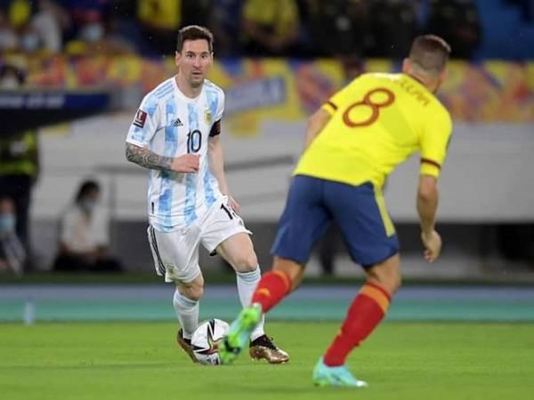 Bóng đá ngày 10/6: Argentina mất 4 điểm ở vòng loại World Cup 2022