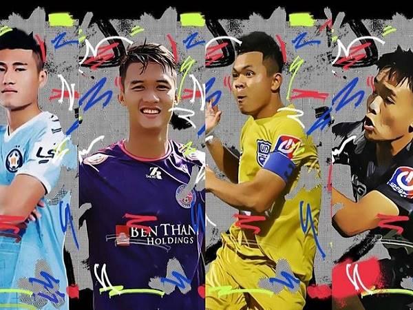 Bóng đá Việt Nam tối 10/6: Tài năng SLNA lọt top Đông Nam Á