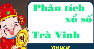 Phân tích kqxs Trà Vinh 12/6/2021