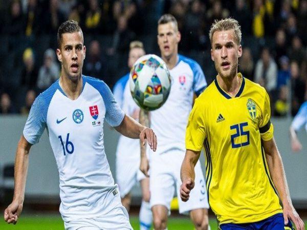 Nhận định, Soi kèo Thụy Điển vs Slovakia, 20h00 ngày 18/6 - Euro 2021