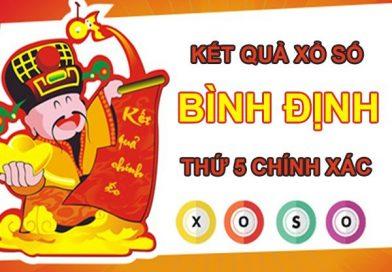 Dự đoán XSBDI 29/7/2021 chốt lô VIP Bình Định thứ 5