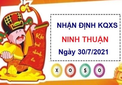 Nhận định KQXSNT ngày 30/7/2021