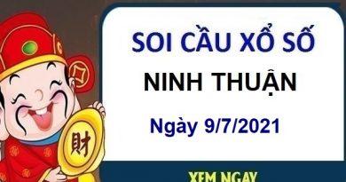 Soi cầu XSNT ngày 9/7/2021