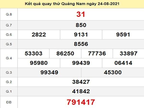 Quay thử KQXS miền Trung – KQXSQNM – XSMT