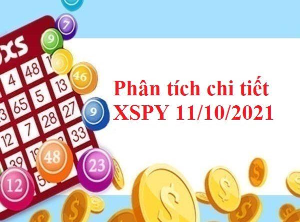 Phân tích chi tiết XSPY 11/10/2021