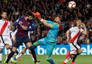 Nhận định kqbd Rayo Vallecano vs Barcelona ngày 28/10